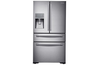 Trouble choosing a fridge? Look no further the Samsung RF24 has its own SodaStream