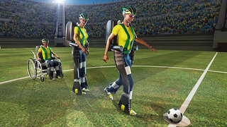 World Cup 2014 to be kicked-off by paralysed teen wearing mind-controlled exoskeleton