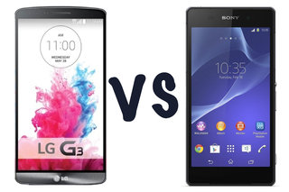 LG G3 vs Sony Xperia Z2: What's the difference?