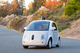 Google's next self-driving car will have no brakes or steering wheel