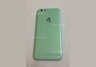 Is this the iPhone 6? Alleged chassis pictured