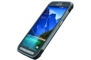This is the Samsung Galaxy S5 Active tough phone, officially revealed