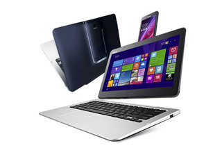 Asus Transformer Book V is a five-in-one tablet, phone, laptop with Android and Windows 8.1