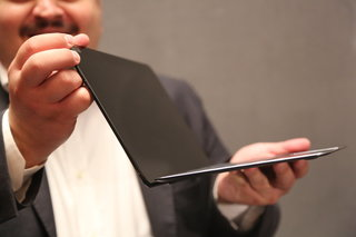 Asus shows off wafer thin Transformer T300 Chi
