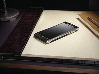 Vertu Signature Touch has B&O speakers, Hasselblad camera, £6750 price tag