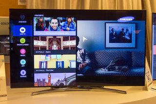 Samsung Tizen TV prototype shows what could be in store for the Smart TV