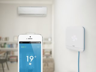 Tado to add Apple iOS 8 HomeKit integration to Tado Cooling smart AC system