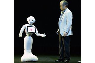 Emotion reading robot, Pepper, is here to help humanity