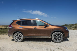 nissan x trail review 2014  image 4
