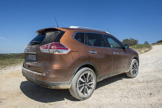 nissan x trail review 2014  image 6