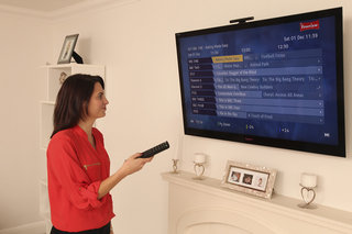 Freeview to tackle YouView threat by developing new connected TV service