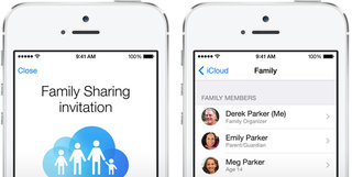 What is Apple iOS 8 Family Sharing and how does it work?