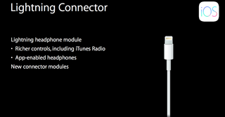 Apple could be about to kill the 3.5mm headphone socket with Lightning headphones