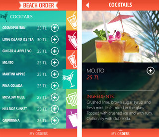 life s a beach… and then your app ordered mojito arrives image 2