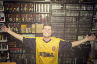 Want to own the world's largest video game collection? Start bidding now