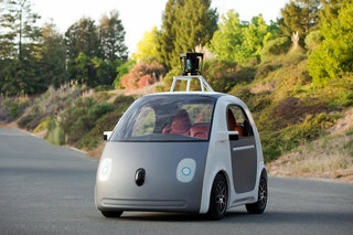 Driverless cars to hit UK streets as new laws could soon make them legal
