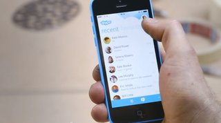 Skype for iPhone gets a remake, adds synced notifications, and speedier interface