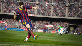 FIFA 15 coming autumn with more dynamic crowds, including The Kop at Anfield