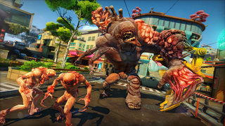 Sunset Overdrive gameplay preview: A gaggle of genres wrapped into one insane package
