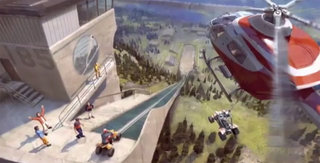 Criterion Games takes to the sky for its next big game... and the water... and...