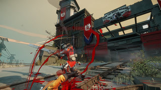 Battlecry gameplay preview: 32-player brawler ditches the guns for close-quarters combat