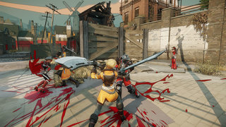 battlecry gameplay preview 32 player brawler ditches the guns for close quarters combat image 2