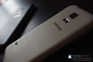 Samsung Galaxy S5 Mini leaks with fingerprint scanner, heart rate monitor and IP67 water protection