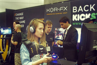 Hands-on: Immerz Kor-Fx gaming vest with 4DFX technology review