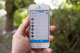 Hands-on: Skype for iPhone 5.0 review