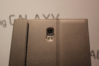 hands on samsung galaxy tab s book cover simple cover and bluetooth keyboard image 15