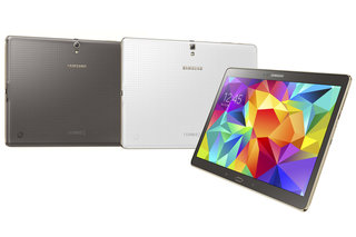 Samsung Galaxy Tab S official: Super AMOLED display, fingerprint sensor and 6.6mm build