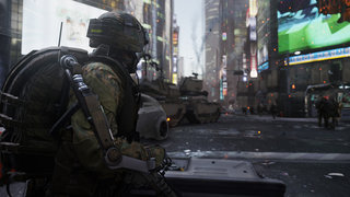 call of duty advanced warfare preview invisibility guns grenades and jetpacks in 2058 image 3