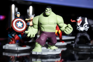 disney infinity 2 0 marvel super heroes preview hands on with cap america spidey and the gang image 8