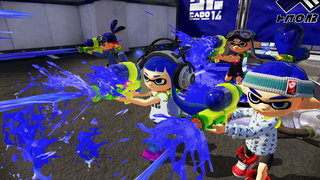Splatoon preview: Going 4 v 4 in Nintendo's mad new multiplayer skirmish