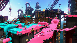 splatoon preview going 4 v 4 in nintendo s mad new multiplayer skirmish image 4