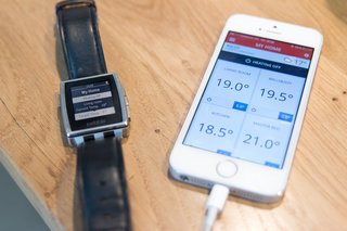 forget phone controlled heating honeywell lets you do it from your wrist image 8