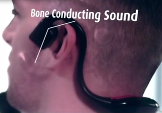 Headbones bone-conducting headphones let you jam out and hear surroundings