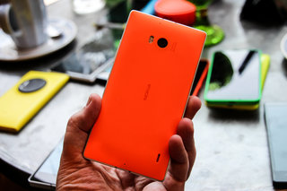 These are the only final build Nokia Lumia 930 Windows Phone 8.1 handsets in the UK