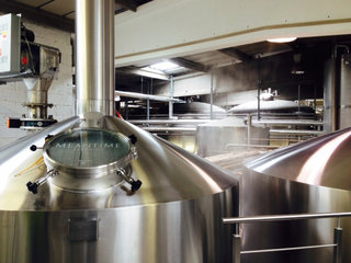 How tech makes your beer taste great: Meantime Brewery reveals all
