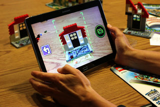 Lego Fusion puts real world Lego into its new augmented reality Lego games