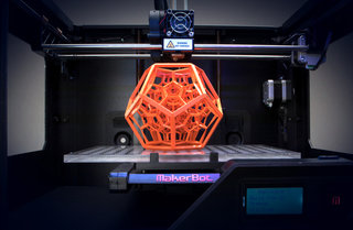 3D print an entire phone soon, inventor cracks liquid plastic and graphene 3D printing