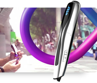 CreoPop is the only 3D printing pen to use cool ink, no more smells