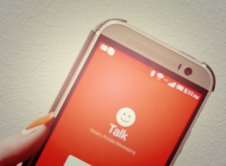 Path Talk is Path's new messaging app - and it'll call local businesses for you