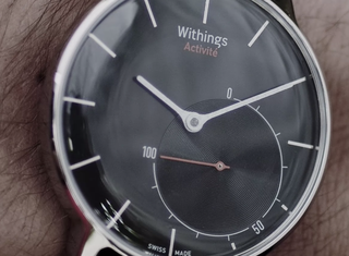 withings activité swiss made smartwatch keeps you fashionable while you sleep or move image 2