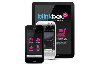 Blinkbox music free all summer to Tesco Mobile customers