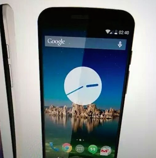 Motorola Moto X+1 could be unveiled later today, is this an early render?