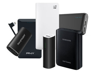 Best battery packs for smartphones: Portable power