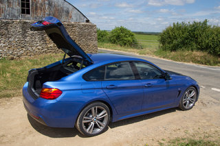 bmw 4 series gran coupé first drive in a more practical 4 series image 5