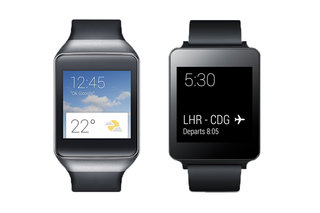 Samsung Gear Live is £10 more than LG G Watch, what does that tenner get you?
