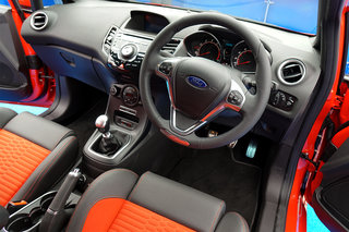 ford fiesta st3 2014 first drive in peppy new 1 6l turbo image 4